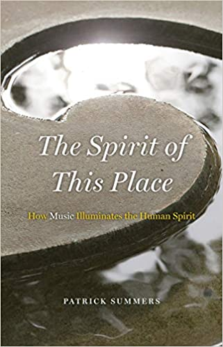 cover image, The Spirit of This Place