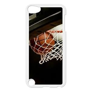 Diy Ipod Touch 5 Phone Case Basketball UN856009