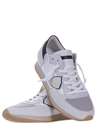 Weiß Sneaker Philippe Bianco Herren Model qSn7tfwU0