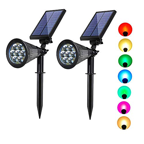 Solar Powered Above Ground Pool Lights