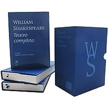 William Shakespeare. Teatro Completo