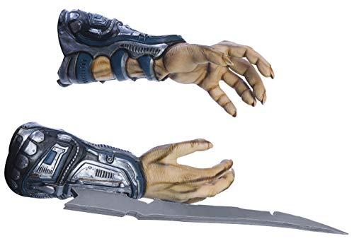 (Rubie's Men's Standard Predator Latex Hands, As As Shown, One Size)