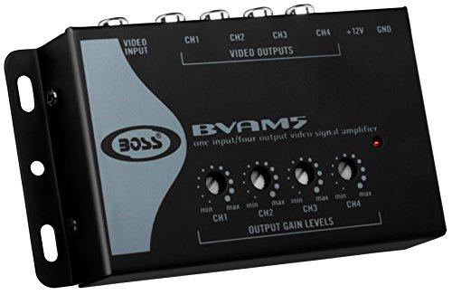 BOSS AUDIO BVAM5  Video Signal A...