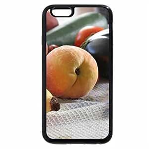 iPhone 6S / iPhone 6 Case (Black) Fruits