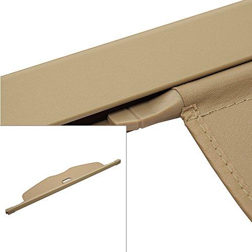 2013 acura mdx cargo cover - 1