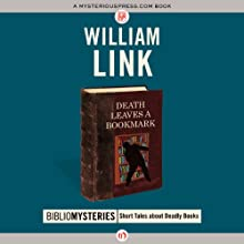 Death Leaves a Bookmark Audiobook by William Link Narrated by Fred Berman