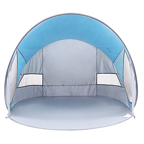 C& Solutions Automatic Pop Up Instant Portable Outdoors Quick Beach Tent Sun Shelter  sc 1 st  Lifestyle Updated & Camp Solutions Automatic Pop Up Instant Portable Outdoors Quick ...