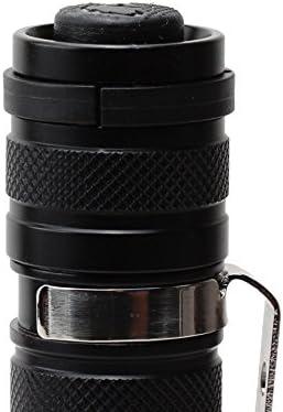 EagleTac DX30LC2-R Rechargeable Flashlight Base Cree XP-L HI V3 LED 1160 lm