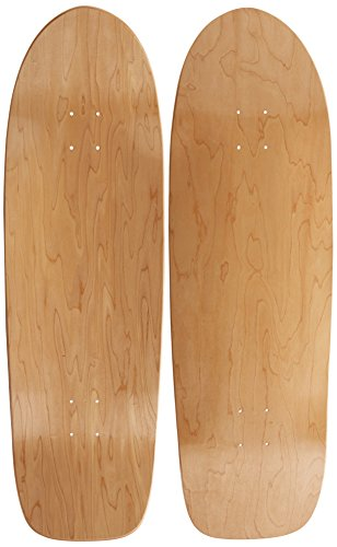 Small Skateboard Deck - Moose Old School Skateboard Deck (10
