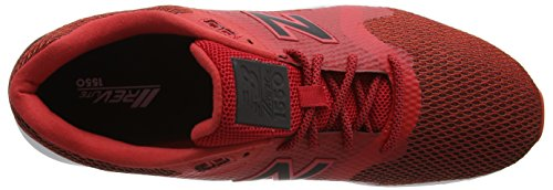 Rojo Para red New Balance Hombre 1550 Zapatillas wH1RaXq
