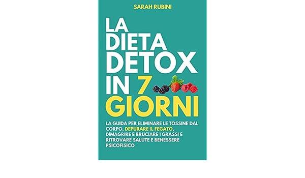 dieta disintossicante per il fegato