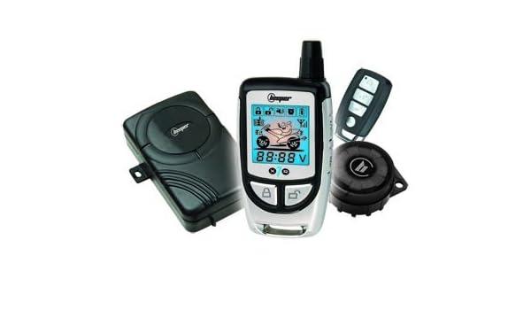 Beeper X7R Alarma Moto Bidireccional: Amazon.es: Coche y moto
