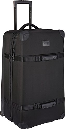 Burton Wheelie Sub Travel Bag, True Black Ballistic
