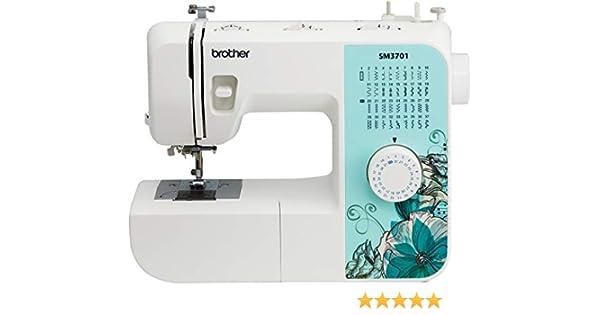Brother International SM3701 - Máquinas de coser, multicolor: Amazon.es: Juguetes y juegos