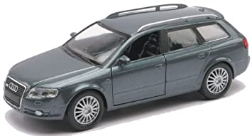 New Ray 51993B Audi A4 Avant Dark Grey Model Car
