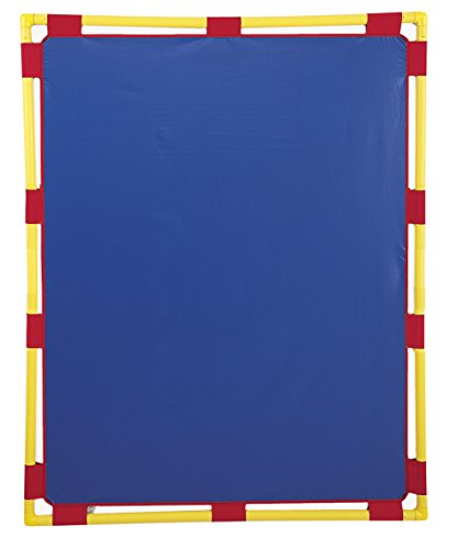 Children's Factory Big Screen PlayPanel, Kids Room Divider Panel, Classroom Partitions, Free-Standing Screen for Daycare…