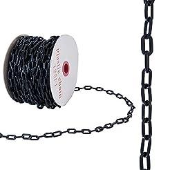 Goplus Plastic Chain Safety Barrier 125 ...