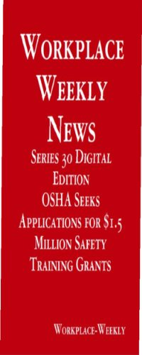 OSHA Seeks Applications for $1.5 Million- Battery Technologies for Automobiles (Digital Edition)