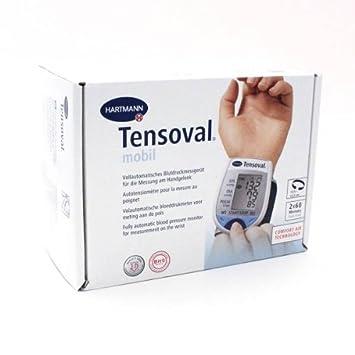 Hartmann Tensoval Mobil Comfort Air - Tensiómetro de muñeca: Amazon.es: Salud y cuidado personal