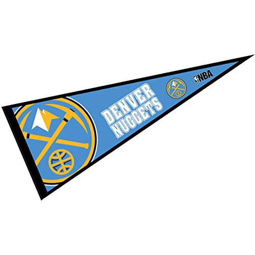 WinCraft Denver Nuggets Pennant Full Size 12