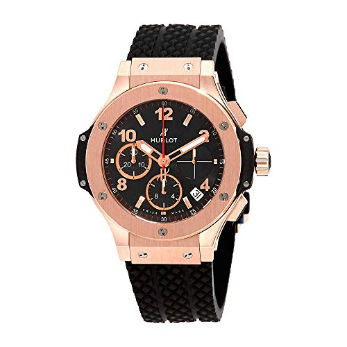 Hublot Big Bang 18kt Rose Gold Chronograph 41mm Watch 341.PX.130.RX ()