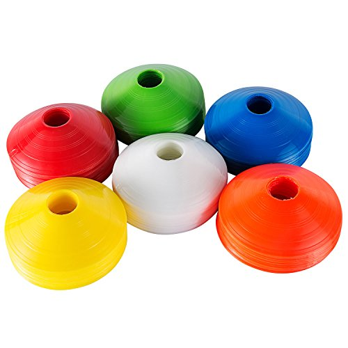 yogree-agility-disc-cone-set-of-25-perfect-for-soccer-football-any-ball-game-to-mark-disc-training-c