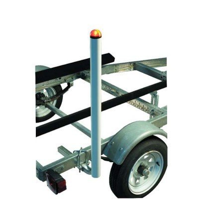 AMRC-27740.1 * CE Smith Lighted Post Style Boat Trailer Guides -40