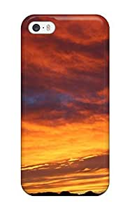 Special Mary David Proctor Skin Case Cover For Iphone 5/5s, Popular Sunset Phone Case