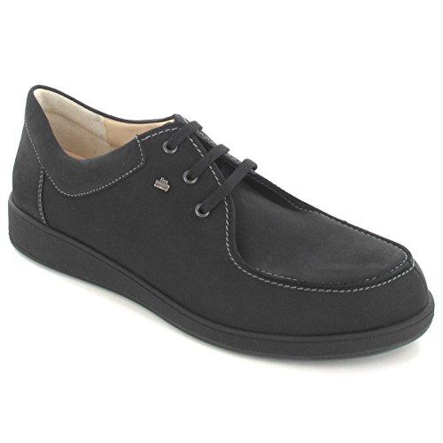 FinnComfort Palmdale Größe 42 Schwarz (schwarz)