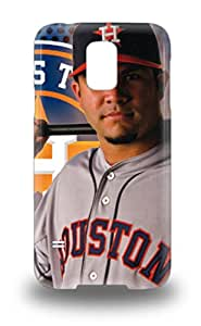 Premium Galaxy S5 Case Protective Skin High Quality For MLB Houston Astros Jose Altuve #27 ( Custom Picture iPhone 6, iPhone 6 PLUS, iPhone 5, iPhone 5S, iPhone 5C, iPhone 4, iPhone 4S,Galaxy S6,Galaxy S5,Galaxy S4,Galaxy S3,Note 3,iPad Mini-Mini 2,iPad Air )