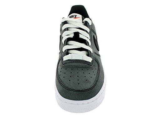 Nike Air Force 1 Lv8 (Gs), Zapatillas de Baloncesto para Niños BLACK/BLACK-WHITE-ANTHRACITE