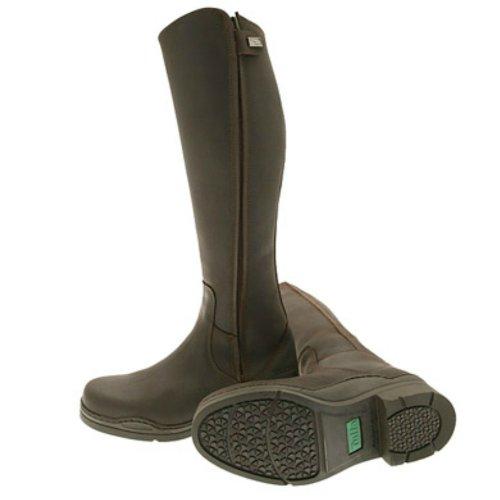 Derby Long riding boot - Botas para hombre marrón / marrón claro