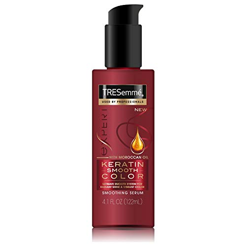 TRESemmé Expert Selection Color Hair Serum, Keratin Smooth, 4.1 oz (pack of 6)