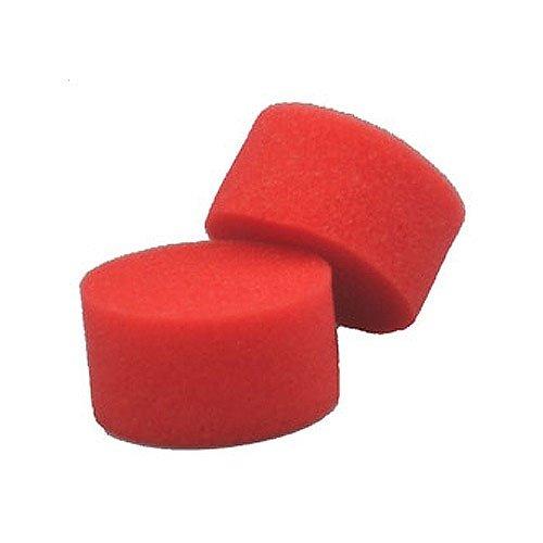 Red Hi-Density-2 Sponge Pack Snazaroo Face Painting -