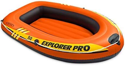 tidyard Barca Inflable para 1 Persona Explorer Pro 50 ...