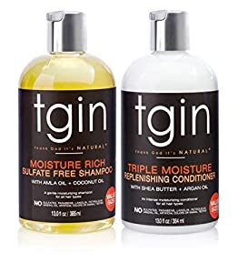 tgin Shampoo and Conditioner Duo