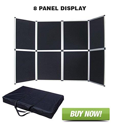 8 Panel Display - 8