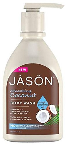 (Jason Smoothing Coconut Body Wash - Coconut - 30 oz)