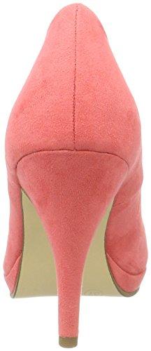 Rojo Tacón de Coral Tamaris 22407 Zapatos para Mujer 563 nAwxgfagq