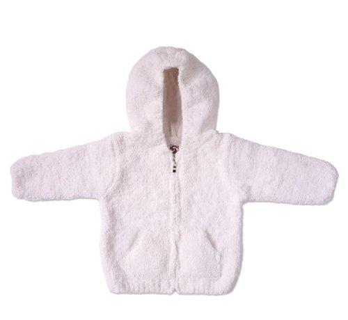Kashwere Baby Hooded Jacket, Pink 12-18 Month Size: 12-18 Model: BH-51-07-28 (Newborn, Child, Infant) ()