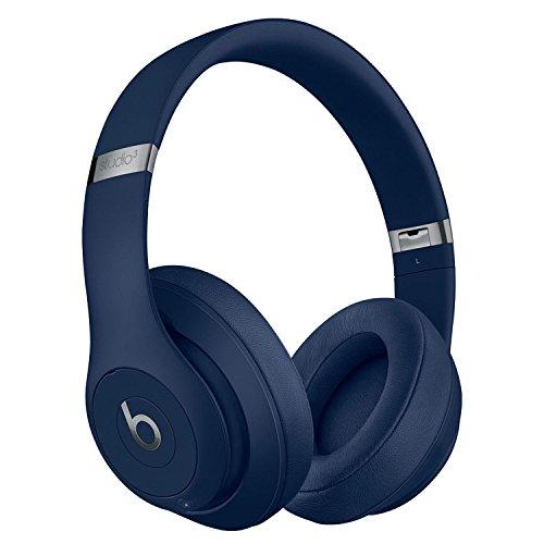 (Beats Studio 2.0 Wireless Bluetooth Over Ear Headphones Blue)