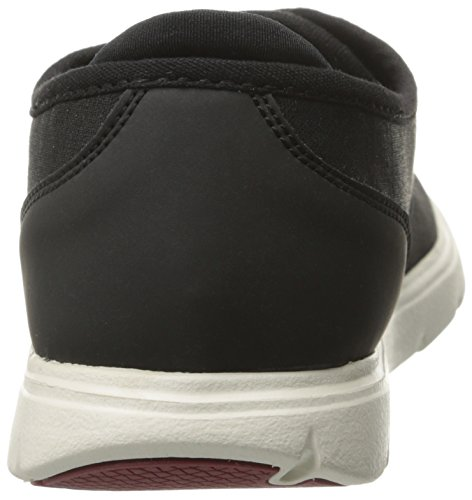 EmericaWino Cruiser Lt - Sneaker Uomo Black/White/Burgundy