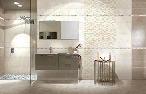 Foto Rivestimenti Bagni Moderni.Piastrelle Ceramica Pavimento Rivestimento Bagno Moderno Regina Vari
