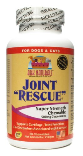 ARK NATURALS JOINT RESCUE CHEWBL WAFER, 60 WAF, EA-1