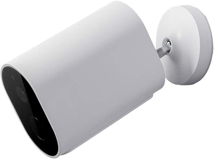 IMILAB EC2 Cámara de Seguridad el Hogar Inalámbrica IP WiFi Cámaras de Vigilancia 1080P Monitor Batería Recargable Almacenamiento en La Nube Gratuito Versión EU 15/5000 Incluir Puerta de Enlace