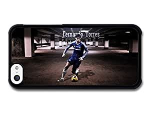 AMAF ? Accessories Fernando Torres El Ni¡èo Yellow Ball Chelsea Football case for iphone 4s