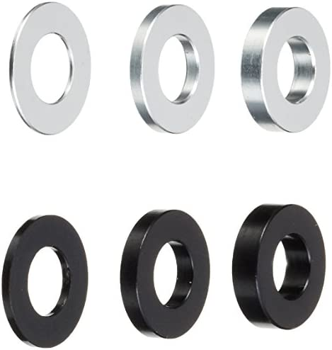 Truvativ ISCG Spacers (0.5/1.0/1.5/2.0/2.5/3.0 mm) for HammerSchmidt, 11.6315.030.000-3 Pieces of Each by Truvativ