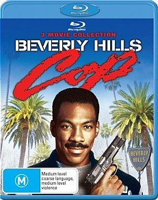 Beverly Hills Cop Trilogy [Blu-ray]