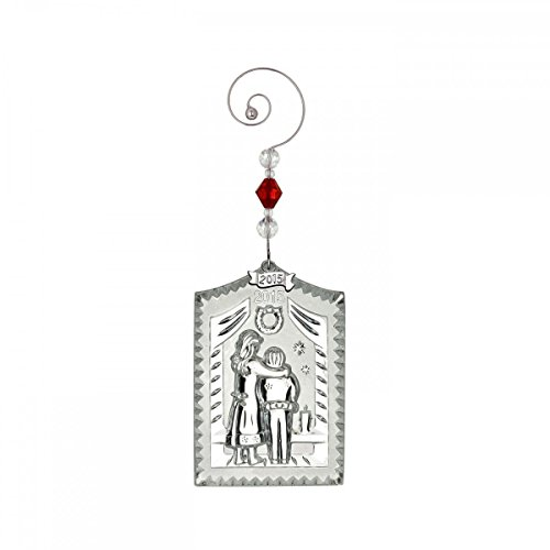 - Waterford Crystal 2015 Annual Twas The Night Ornament