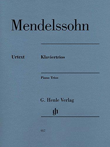 Piano Trios Revised Edition